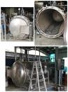 120*240cm雙門蒸氣式(不鏽鋼製)
