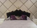古典奢華造型床頭片006