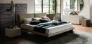 雙人復刻造型床架 038
