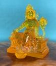 白蓮花王-琉璃黃色版