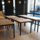 鋼管造型桌2