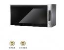 懸掛式-紫外線+臭氧 黑色玻璃烘碗機 TD-3205G (80㎝)