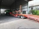 35噸貨運拖板車