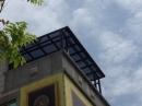 鈻製玻璃雨棚