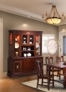 古典餐盤櫃