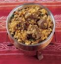 羊肉香料炒飯
