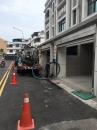 清理道路側溝及清洗