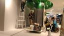 台北市百貨專櫃油漆粉刷木工裝潢 (2)