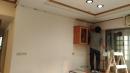板橋民生路,牆面裂縫修補,全室油漆粉刷 (20)