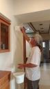 板橋民生路,牆面裂縫修補,全室油漆粉刷 (22)