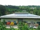 豐原地區客戶(農業設施太陽能發電系統設計施工) (2)