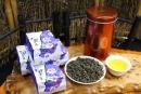 竹山烏龍茶
