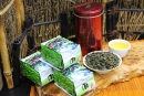 阿里山石棹金萱茶