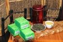 阿里山頂石棹高山茶