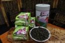 梅山高山金萱茶
