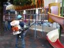 幼兒園定期清潔消毒