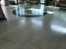 地板石材拋光晶化處理 前後