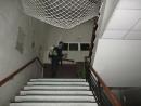樓梯間消毒防疫