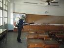 學校校室定期消毒防疫