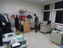 辦公室定期消毒