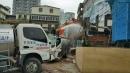 台北大樓拆除工程