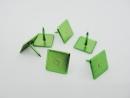 真空電鍍造型圖釘(正方形)