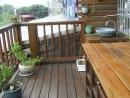 室外木平台