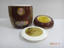 紅寶石(心)九品蓮花新型塘瓷專利