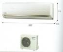 國際牌變頻1對1空調冷氣機