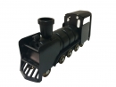 手工打造蒸汽火車