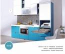 整體廚房_海漾藍