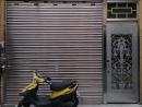 電動白鐵門開拉式小門