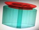 矽膠貼合(射包)塑膠 設計圖2