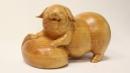 木雕-豬1