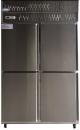 4門立式無霜冷凍冷藏櫃
