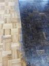 舊地板磨光油漆整修