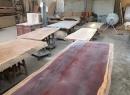 紅酸枝大板桌