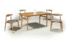 餐廳桌椅組(一桌四椅)