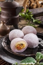 紫米鹹麻糬禮盒-10顆/禮盒(葷.辣)