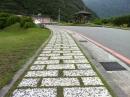 洗石子步道磚(露骨材磚)