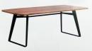 會議桌-1(鋼木)