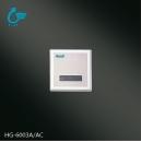 型號:HG6003AAC  品名:方形隱藏沖水器