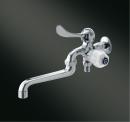 型號:HL3662A  品名:雙出口陶瓷自由栓