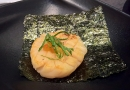 炙燒北海道生甘貝
