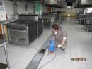 通廚房教室排水溝