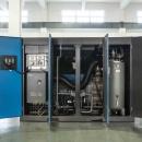 兩級壓縮螺旋式空壓機(MFD)