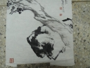曹簡樓 (花卉),水墨畫作品