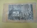 藍蔭鼎(忠孝仁愛、禮義廉恥),水墨畫作品