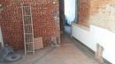 中古二手屋翻新-紅磚頭牆壁砌磚完工照