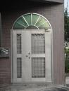 舊房屋翻修-白鐵門樣式
